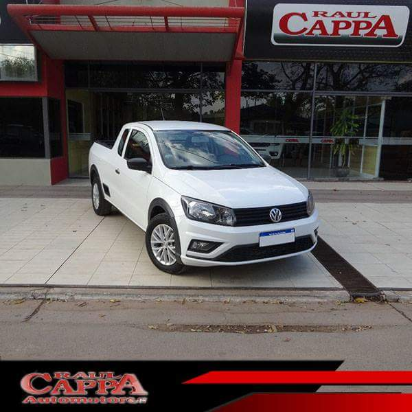 Volkswagen SAVEIRO 1.6 N CAB. EXT PACK HIGH