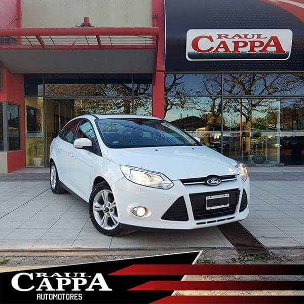 Ford FOCUS 2.0L SE PLUS 4P