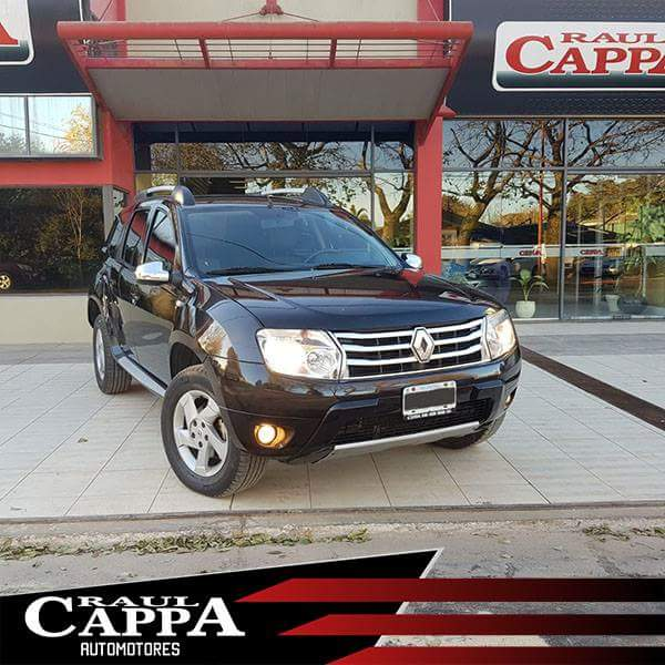 Renault DUSTER 2.0L LUXE 4X2