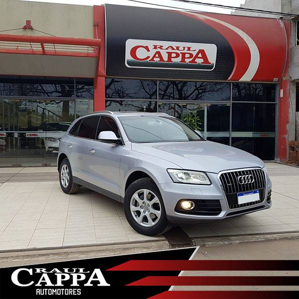 Audi Q5 2.0 TURBO QUATTRO TIPTRONIC AT8