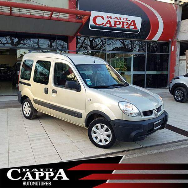 Renault KANGOO 1.6L AUTHENTIQUE