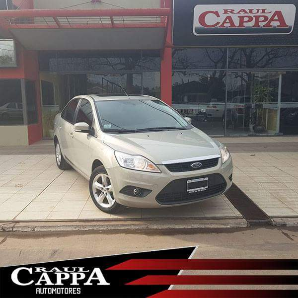 Ford FOCUS 2.0L TREND PLUS 4P