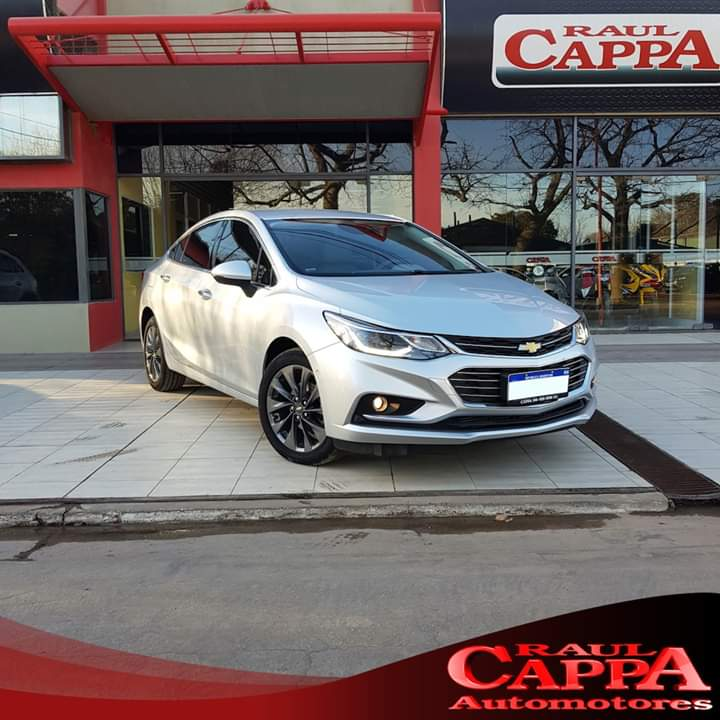 Chevrolet CRUZE 1.4 TURBO LTZ+ AT