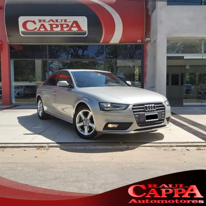 Audi A4 2.0T ATTRACTION MULTITRONIC 225 CV
