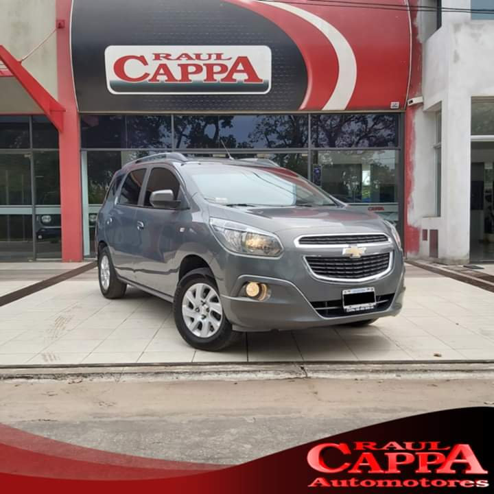 Chevrolet SPIN LTZ AT 7 ASIENTOS