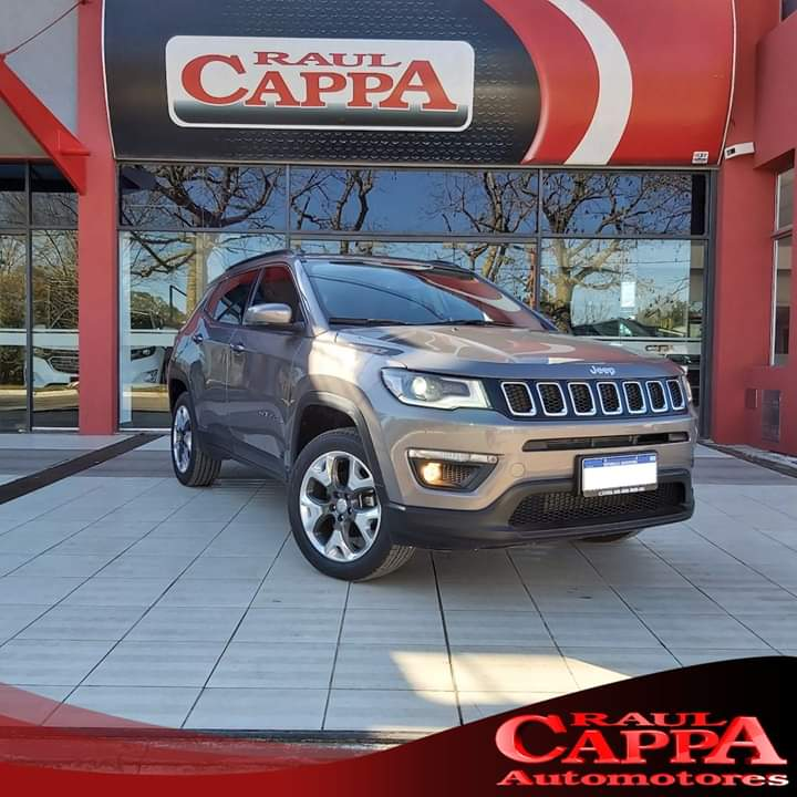 Crysler JEEP COMPASS 2.4L LONGITUD PLUS 4X4 AT9